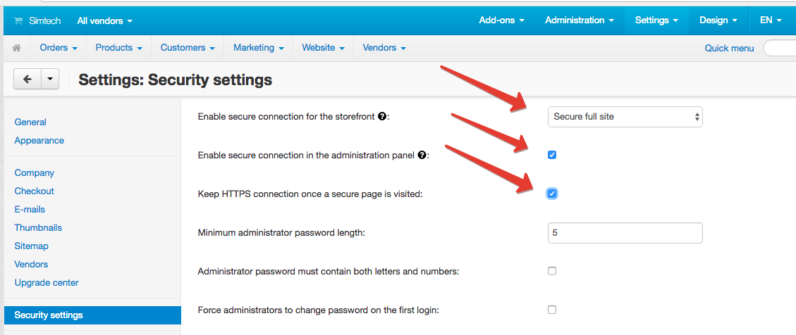 Secure Https And Ssl Documentation For The Aws Hosting Users