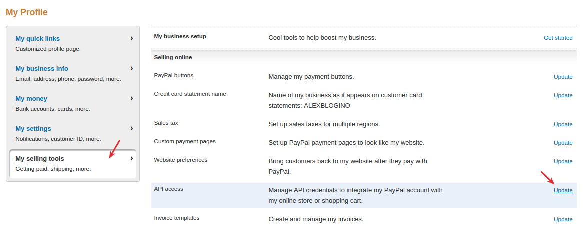 PayPal Adaptive Payments Simtech Development Documentation - Create an invoice on paypal hallmark store online
