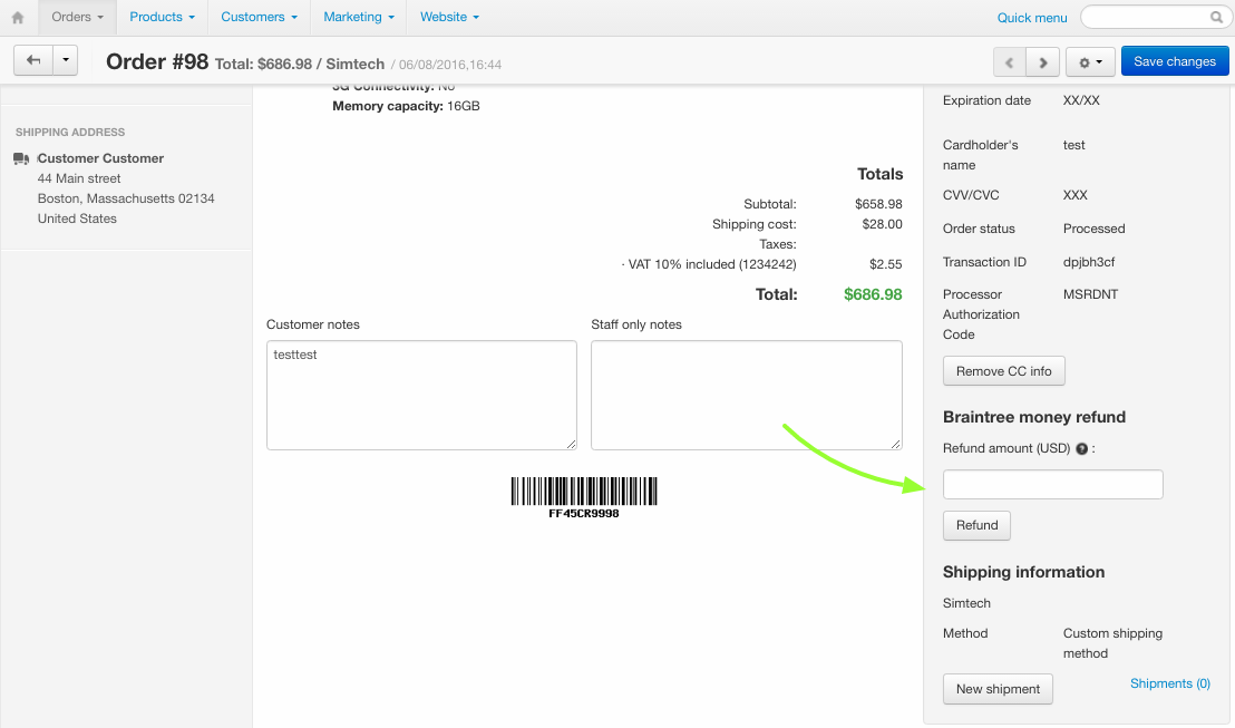 Apple and Google Pay — Addons documentation