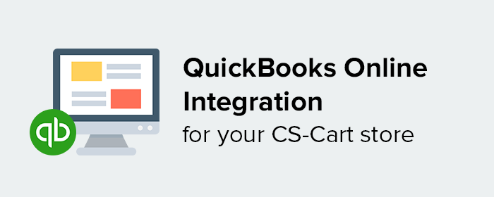 quickbooks online integration for cs-cart