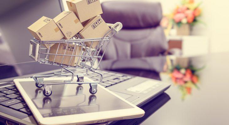 Menyimpan Belanjaan dari Toko Online