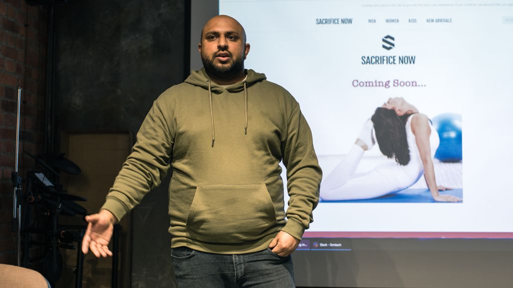 Why Customers Choose Us Asad Sacrifice Now sportswear brand