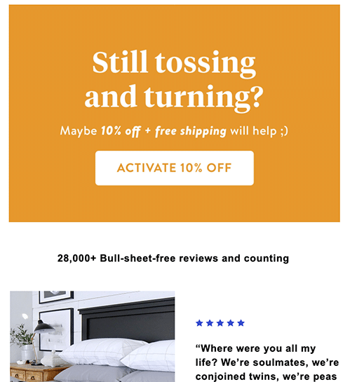 Black Friday Email Remarketing Ideas: How to Retain Customers after the Sales End