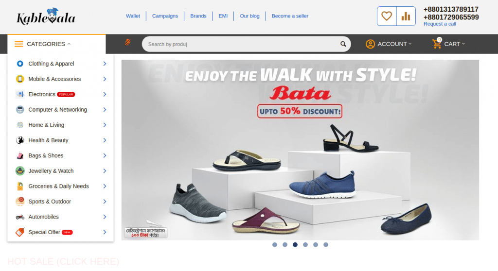 My Brand Story: Building a Successful Marketplace in Bangladesh with KABLEWALA