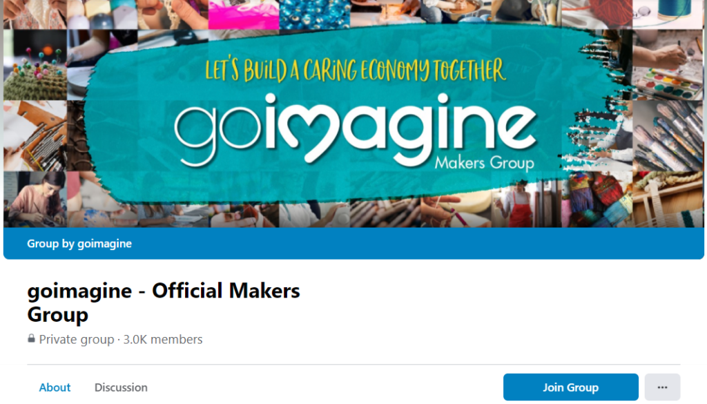Goimagine Official Makers Group